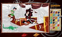 Peter Pan Online Coloring