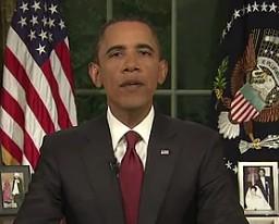 总统奥巴马伊拉克撤军演讲